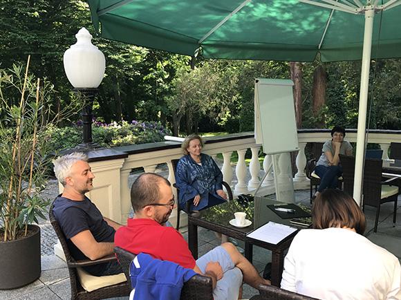 Spotykania w wąskim gronie - Ostrów Wielkopolski