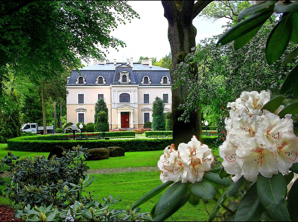 Sala weselna w Wielkopolsce - Pałac Bagatela
