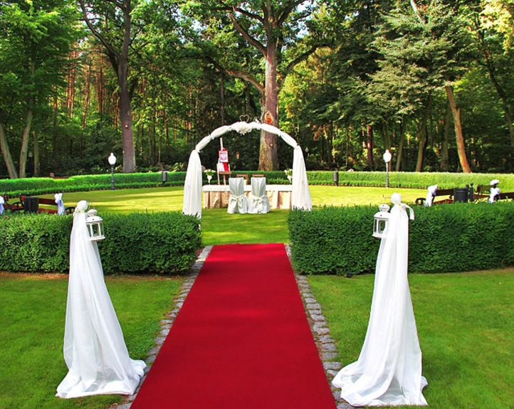 Ślub cywilny w plenerze - Ostrów Wielkopolski
