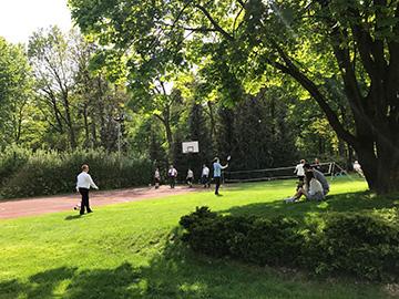 Sportowo-rekreacyjny weekend w Pałacu Bagatela