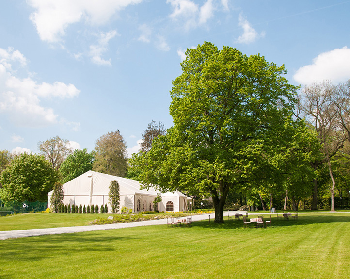 Namiot bankietowy na wesele - Kalisz